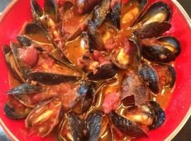 "Lois Richwine ""PEI mussels"" smoked paprika recipes"