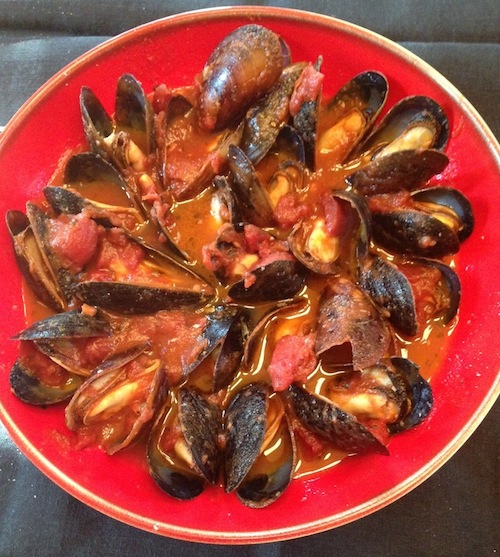 "Lois Richwine ""PEI mussels"" smoked paprika recipes"