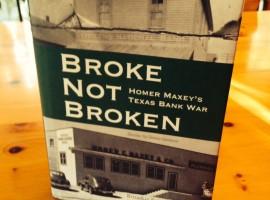 broke not